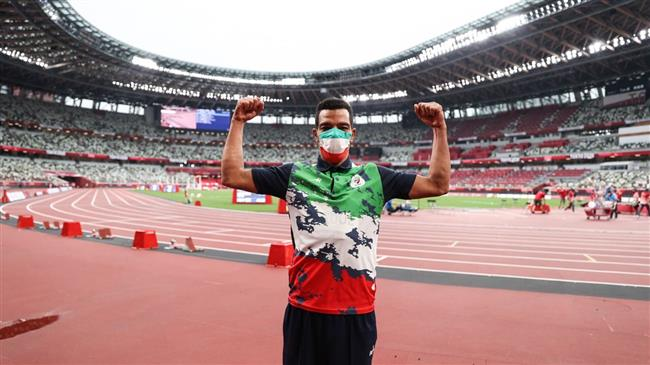 Afrooz adds to Iran's gold medal tally in Tokyo 2020 Paralympic Games
