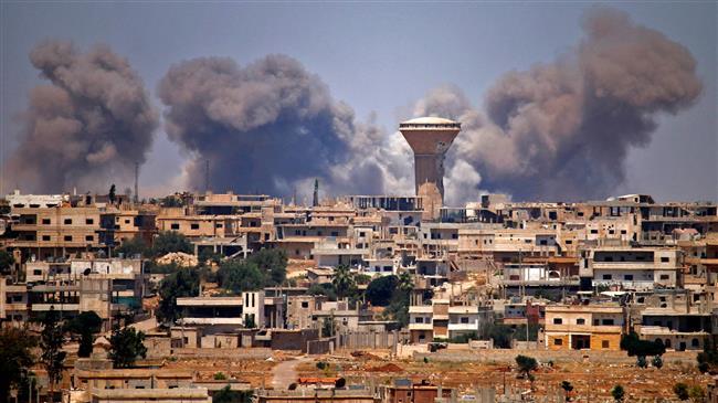 Deraa: fin de parite pour l'axe US/Israël