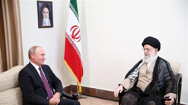 USA: l'alliance Iran/Russie fait peur
