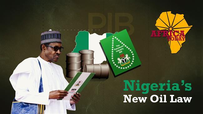 New Nigeria's oil law