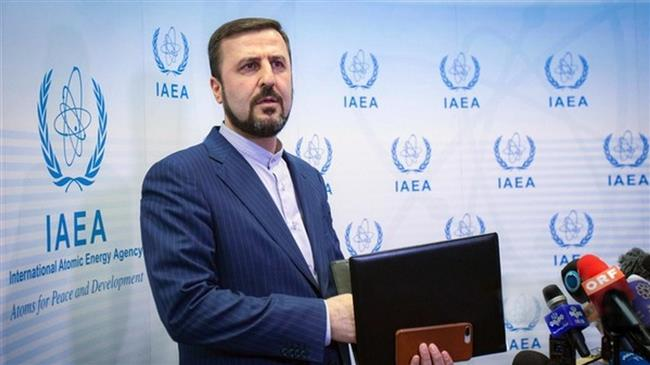Iran envoy calls on IAEA to maintain impartiality, professionalism