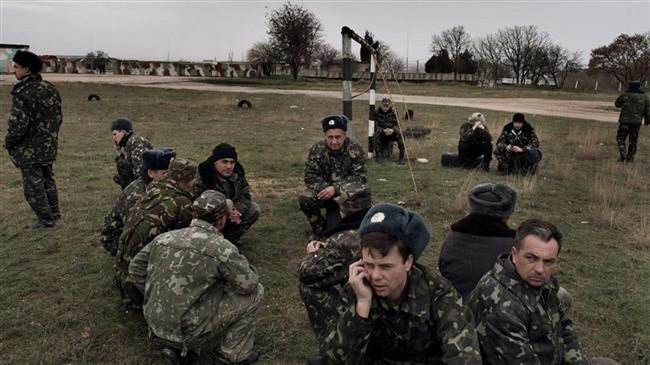 Ukraine: défection de masse dans l'armée!