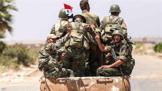 Syria gains