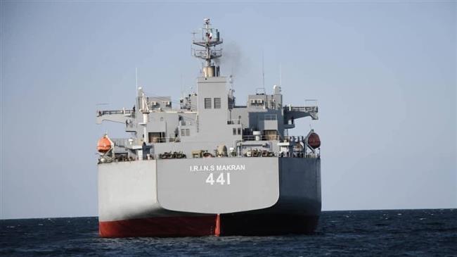 Marine : la flotte-choc iranienne?