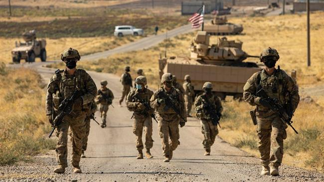 Rockets hit base housing US occupation forces in Syria's Hasakah