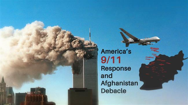 Afghanistan in the shadow of 9/11