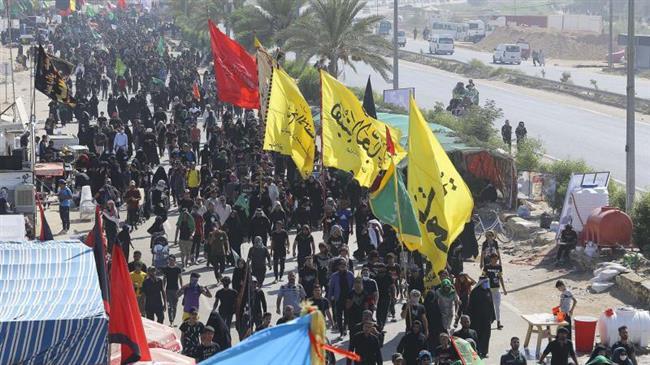 Iraq doubles Iranian pilgrim numbers for Arba'een ritual