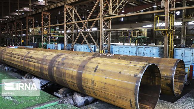 Iran to beef up capacity at world's longest ethylene pipeline