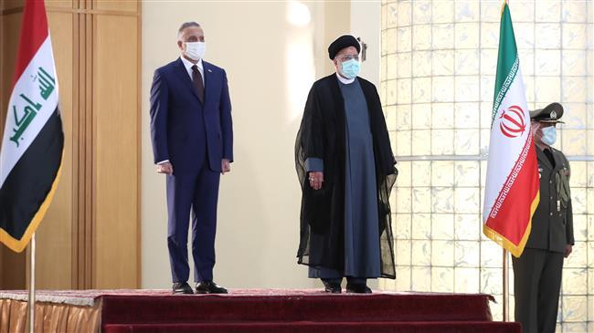 Iraqi PM Kadhimi in Tehran to talk mutual ties, regional issues