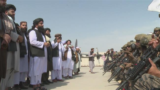 Taliban ruling over Afghanistan 20 years after 9/11 attacks