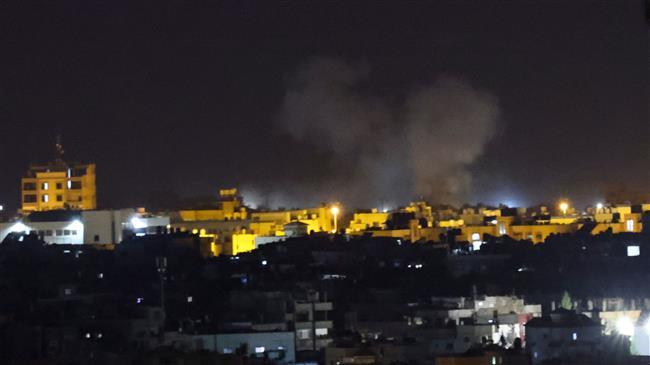 Israeli warplanes bomb Gaza in fresh act of aggression