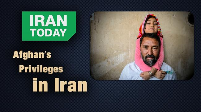 Afghan's privileges in Iran