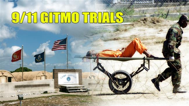 9/11 trials at Gitmo not processed