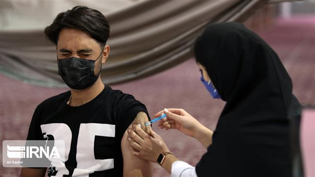 Iran starts offering COVID vaccine to people under 40