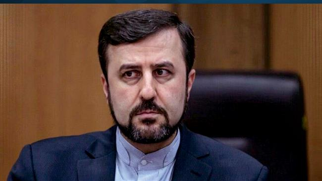IAEA envoy: No one should expect more forbearance from Iran under sanctions