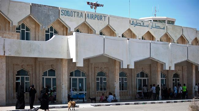 'UAE sets up intel center for Israeli air force on Yemen's Socotra Island'