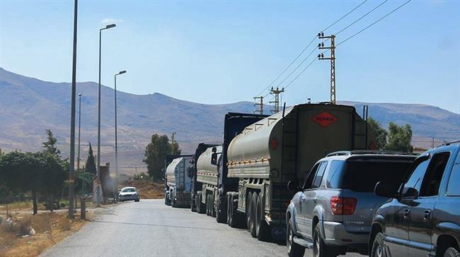 La route Téhéran-Beyrouth, ouverte!