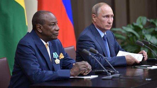 Guinée: l'erreur stratégique sino-russe?