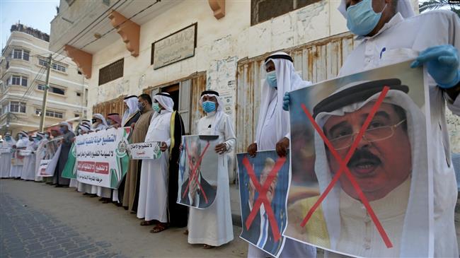 Al-Wefaq: Bahraini regime's normalization with Israel criminal act