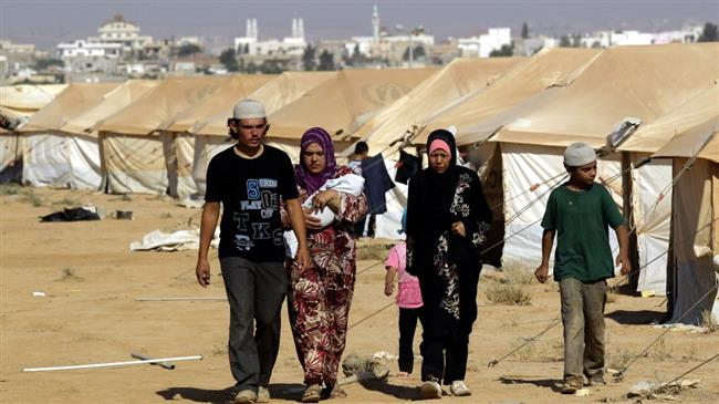 China calls for efforts aimed at improvement of Syria's humanitarian situation