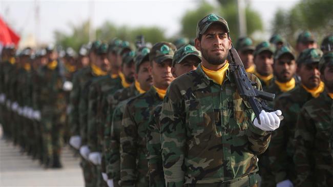 Iraq's Badr leader warns of plots against anti-terror PMU forces