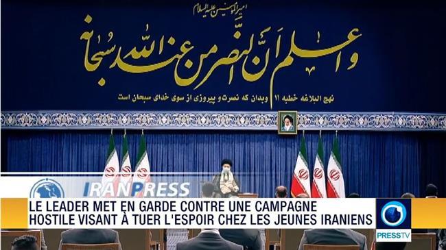 Iran Info du 18 septembre 2021