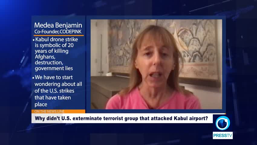 Afghan civilian deaths at the hands of the US