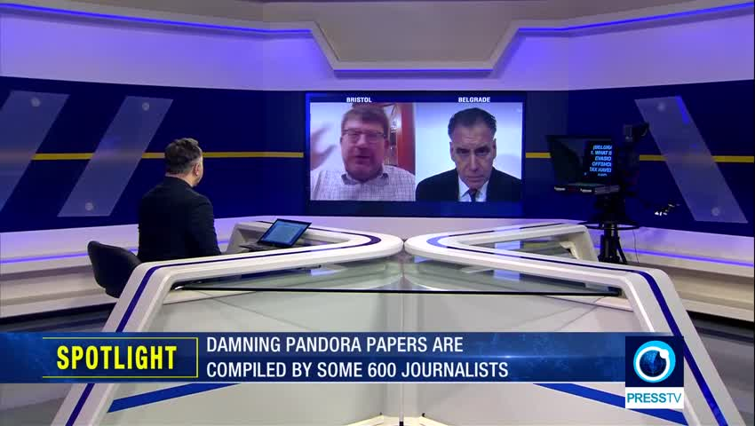 Pandora Papers controversy